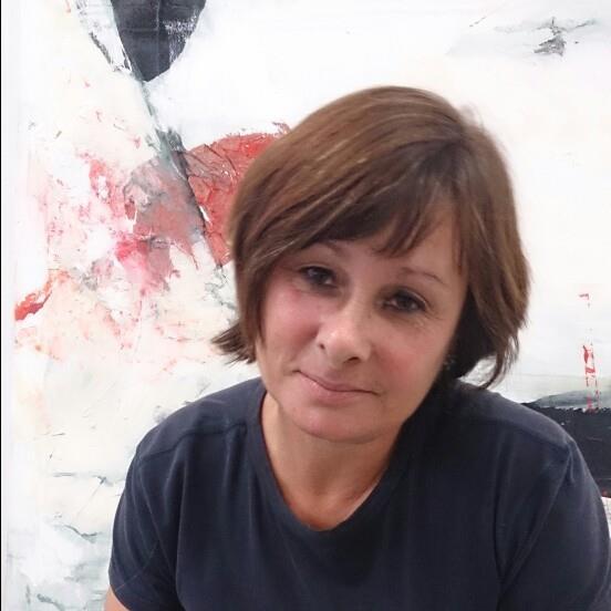 Ingrid Joris kunstenares Antwerpen