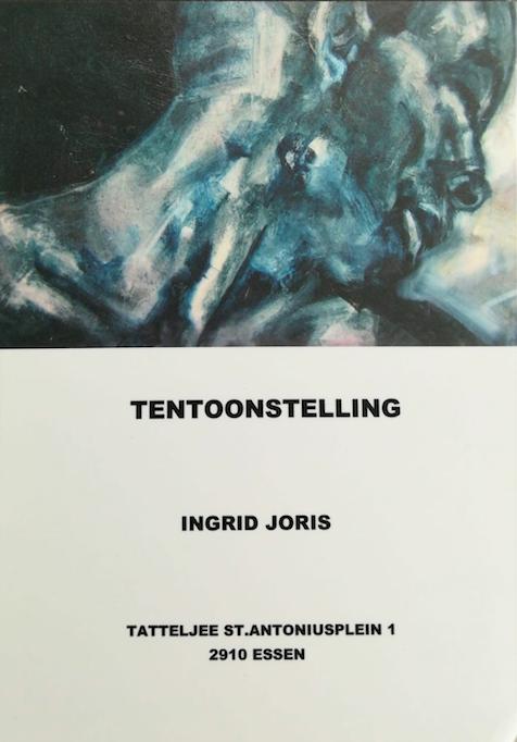 ingrid joris tentoonstelling